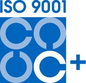 Logo ISO-9001